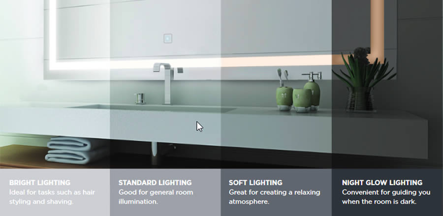 Keen automatic lighting dimming