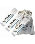 TO BEE YOU Pappermit Lip Balm 3-Pack