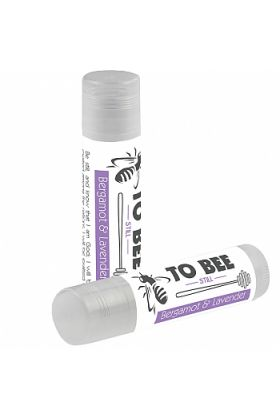 To Bee Still Lavender and Bergamot Lip Balm