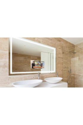 """Electric Mirror Integrity Savvy Smart Mirror with LCD Multi-Touch 21.5"""" Display"""