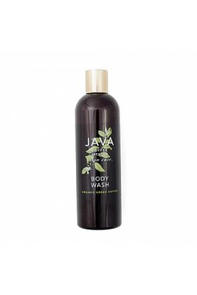 JAVA Skin Care Body Wash - Gentle and Effective with Raw Coffee Argan Oil