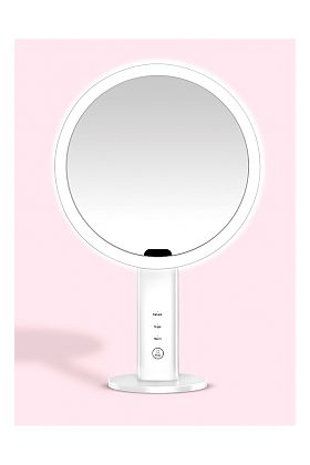 Lumidesign iMira - an Ultra-Clear Sensor Vanity LED Mirror for Professional Use