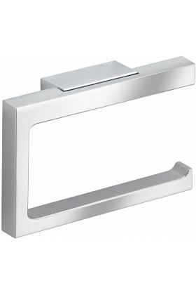 Keuco Edition 11 Toilet Paper Holder and Spare Paper Holder, 3 finishes