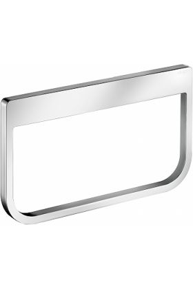 Keuco Collection Moll Towel Ring in Polished Chrome Finish