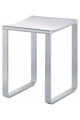 Keuco Plan Bathroom Stool in 3 Color Choices Can be Used in The Shower
