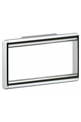 Keuco Plan Towel Ring - Stainless Steel or Polished Chrome