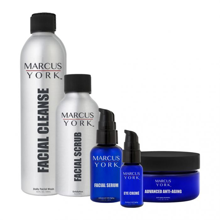 Complete Anti-Aging Set by Marcus York