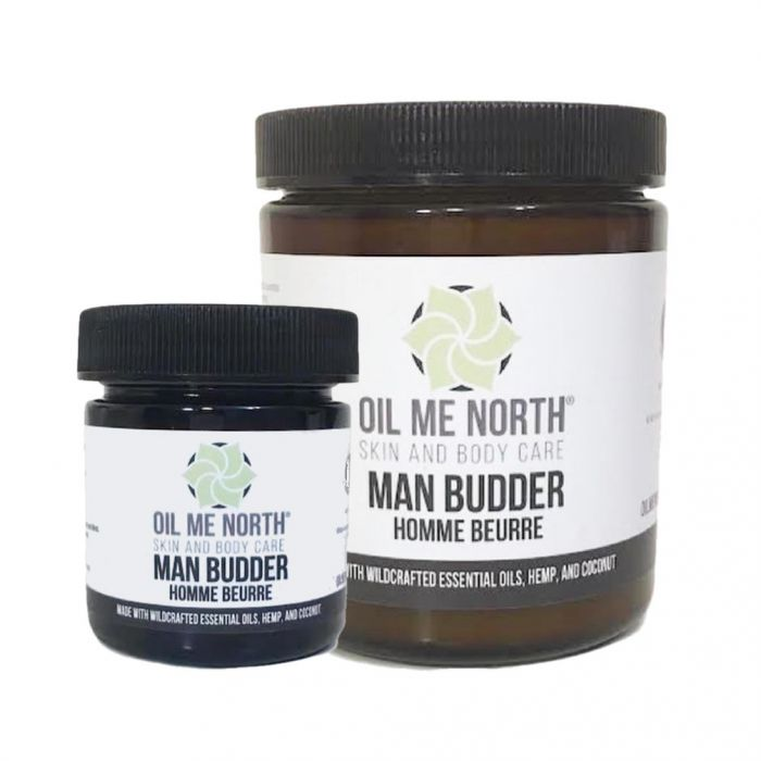 Man Super Budder - Mens' Skin is Important Too 2 oz. or 8 oz.