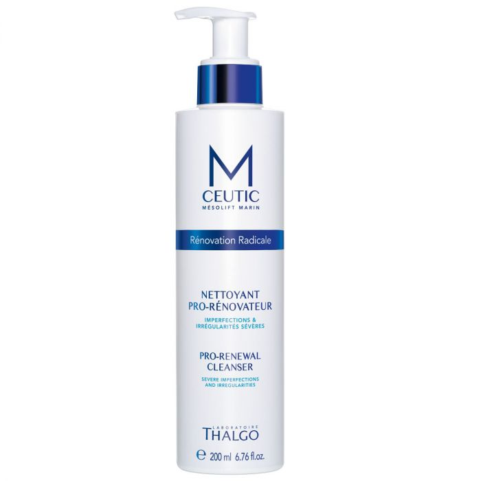 THALGO MCEUTIC Pro-Renewal Cleanser - An Exfoliating Mousse