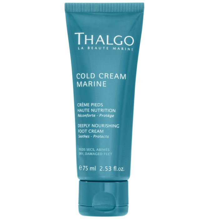 THALGO Deeply Nourishing Foot Cream - Nourishes Dry and Very Dry Feet