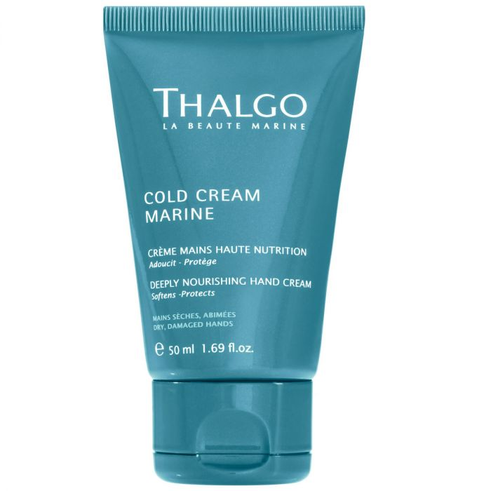 THALGO Deeply Nourishing Hand Cream - For Dry Hands and Strengthens Nails