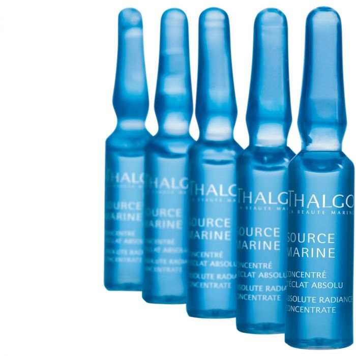 THALGO Absolute Radiance Concentrate - 7-Day Program Corrects Visible Tired Looking Skin