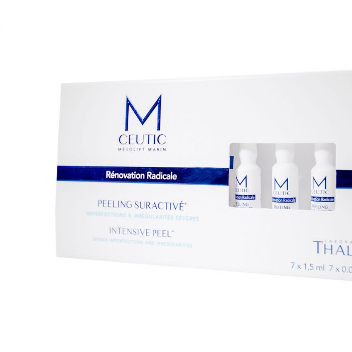 THALGO MECUTIC Intensive Peel 7-Day Regime with Enzymatic and Chemical Processes