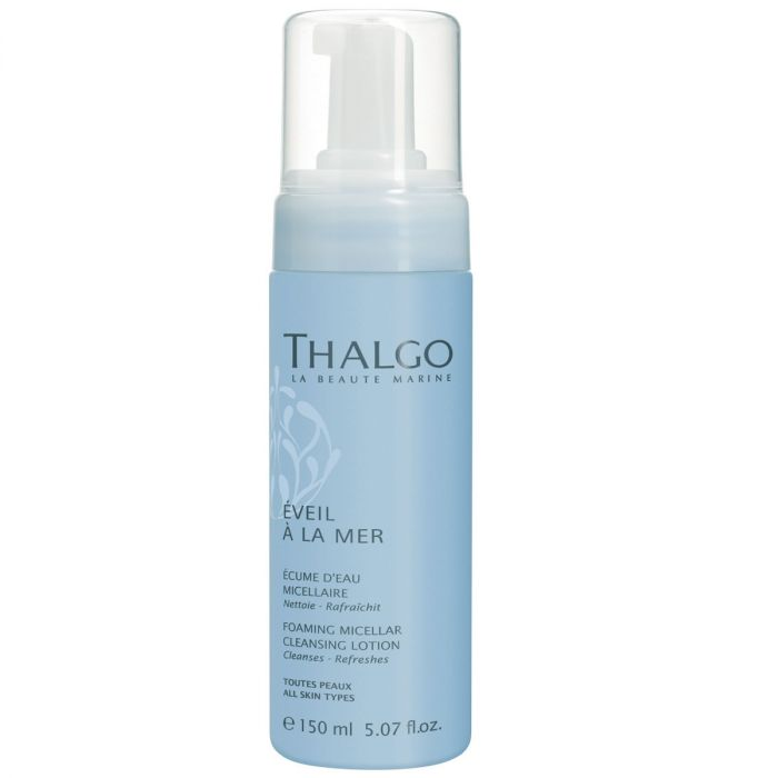 THALGO Evail a la Mer Foaming Micellar Cleansing Lotion is Effective for All Skin Types