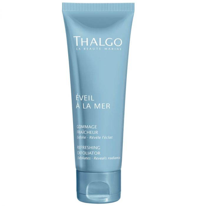 THALGO Evail a la Mer Refreshing Exfoliator with Triple Action for Normal to Combination Skin