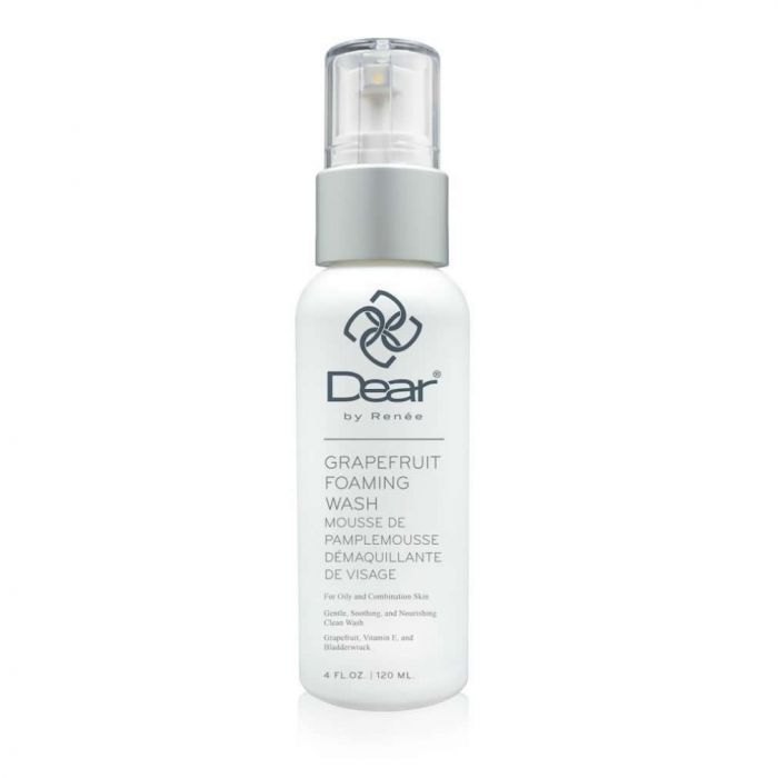 Dear by Renee Grapefruit Foaming Wash - Cleanser For Normal to Combination Skin