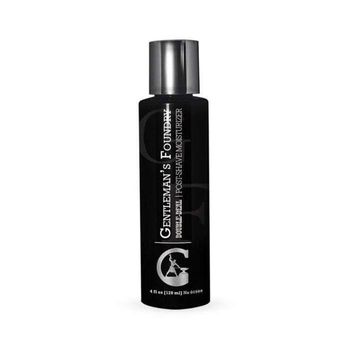 Gentleman's Foundry Double-Deal Moisturizing Aftershave for Healthy Post-Shave Skin