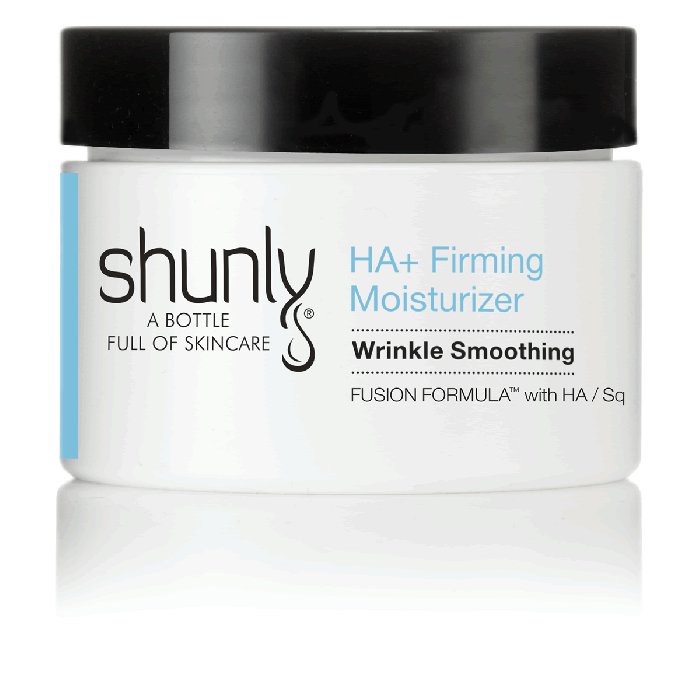 HA+ Firming Moisturizer - Hyaluronic Wrinkle-Smoothing Day Cream