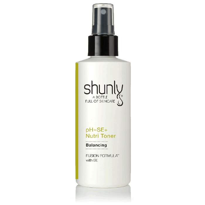 Shunly pH=SE+ Nutri-Toner Nutrient Rich Skin Re-Balancing Toner