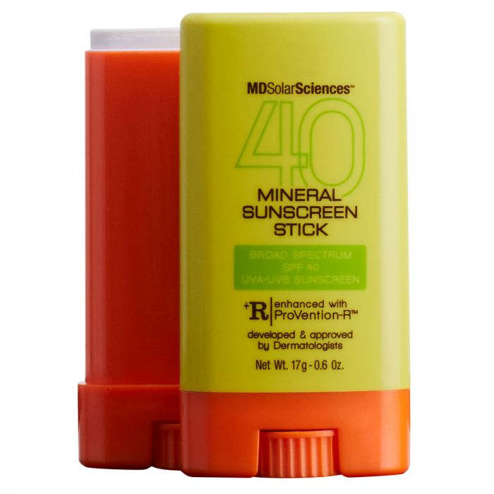 MDSolarSciences SPF 40 Mineral Sunscreen Stick is Lightweight and Delivers Broad-Spectrum Protection