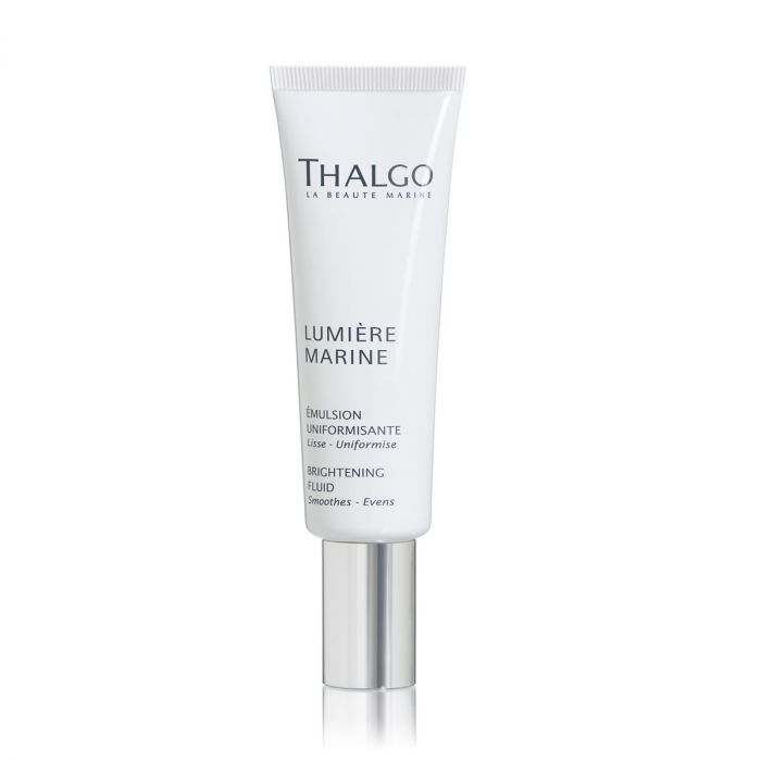 THALGO Lumiere Marine Brightening Fluid Yields Visibly Smoother Skin and a More Even Complexion