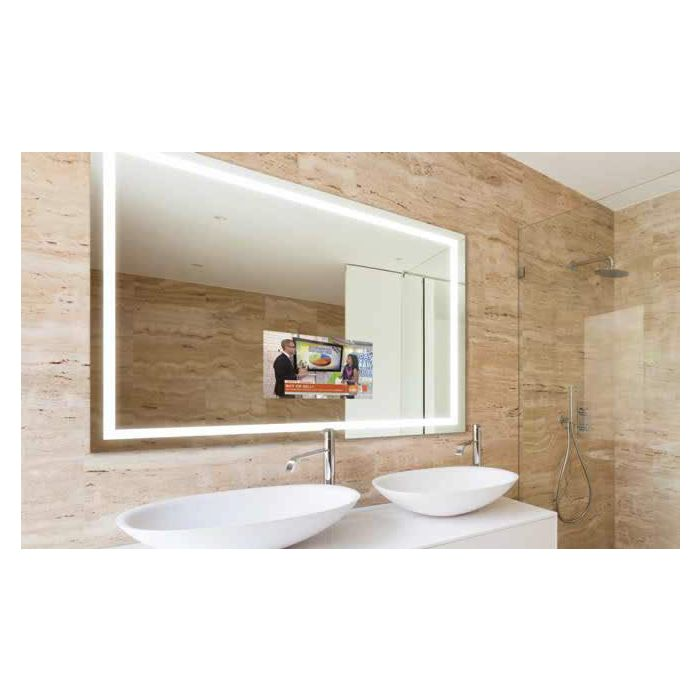 Electric Mirror Integrity Savvy Smart Mirror with LCD Multi-Touch 21.5