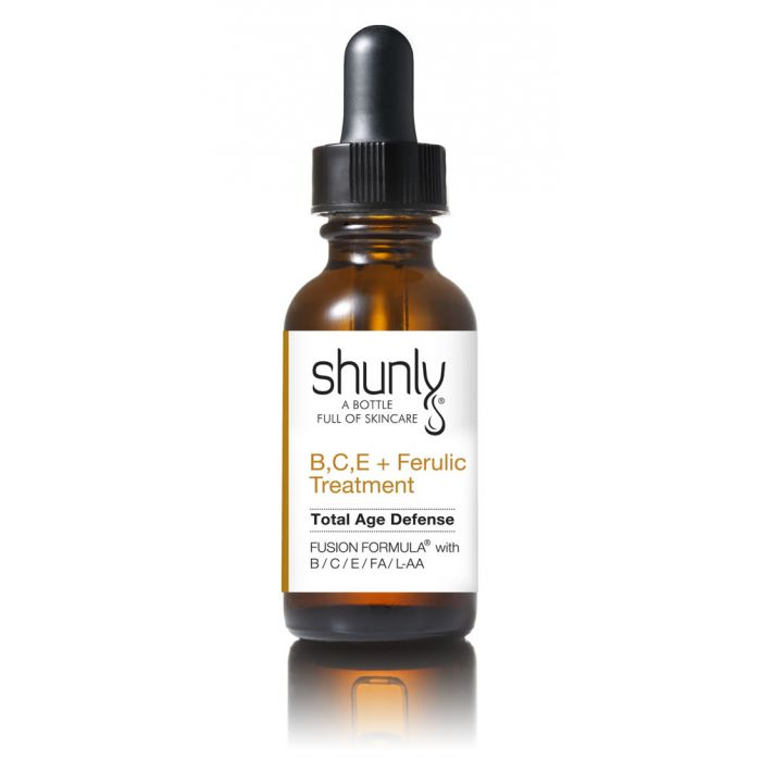 Shunly B,C,E+ Ferulic Treatment - Daily Concentrated Age-Prevention Serum