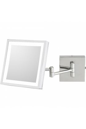 Kimball & Young 5,500k Rechargeable LED 3x Makeup Mirror 913-55 Series 2 Finishes