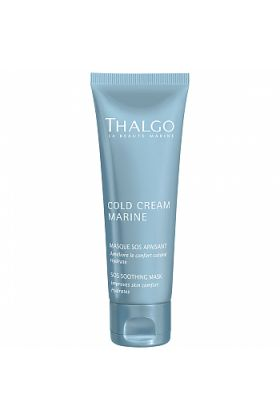 Cold Cream Marine SOS Soothing Mask Soothes and Refreshes Sensitive Skin Within 10 Minutes