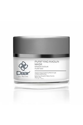 Dear by Renee Purifying Kaolin Mask - Lifts Impurities From Deep Within Pores
