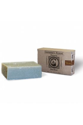 Gentleman's Foundry Diplomat Geranium & French Clay Soap for Men - a Cellular Skin Treatment