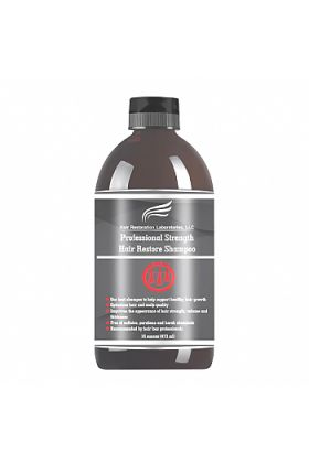 Professional Strength DHT Blocking Hair Restoration Shampoo